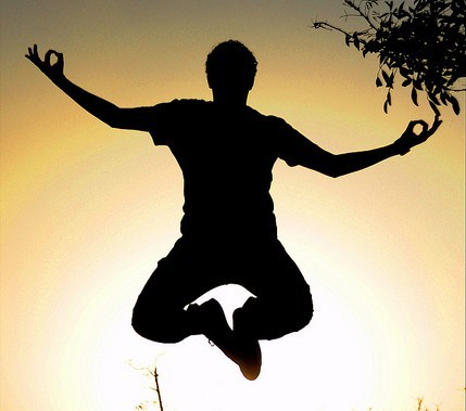 Flying-buddha